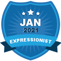 Expressionist January 2021