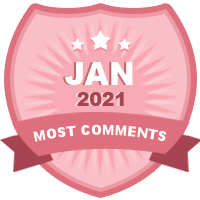 Most Comments January 2021
