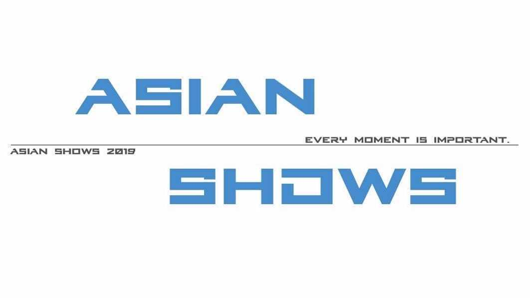 Identify the Asian Shows