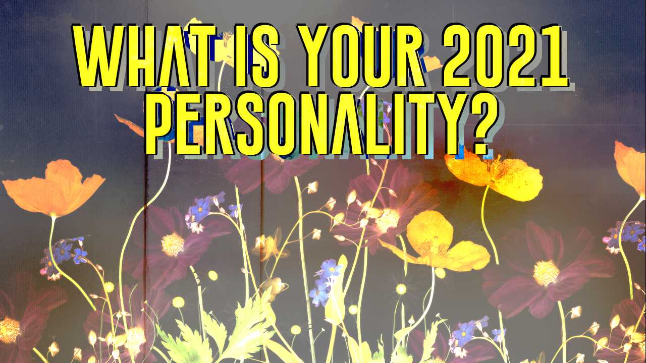 What Is Your 2021 Personality?